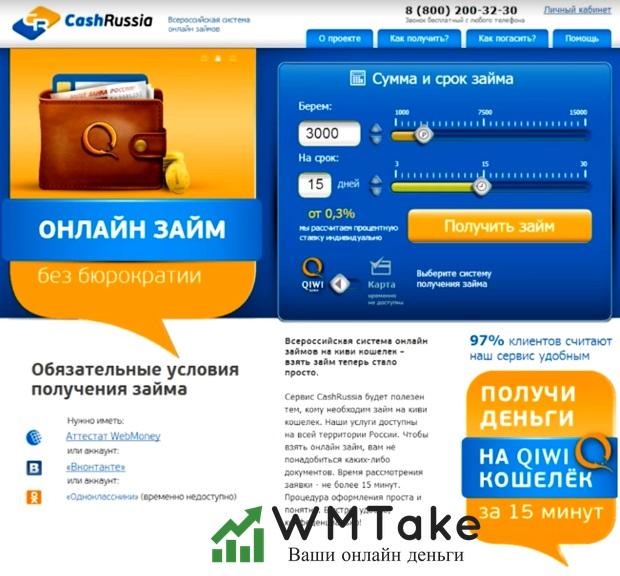 Кредит без справки о доходах в Москве, взять онлайн кредит
