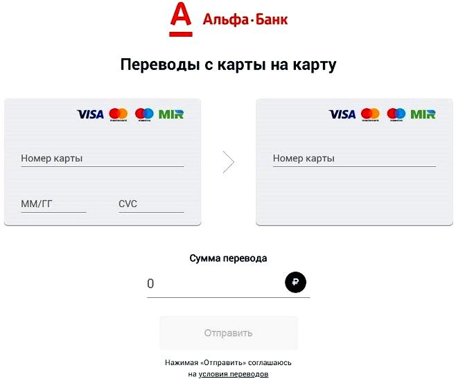 alfa bank perevod